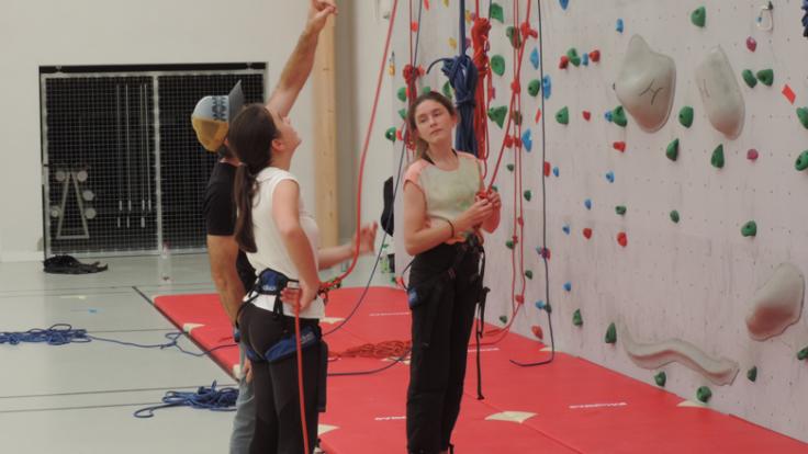 Cours et école d'escalade Climb'Zone